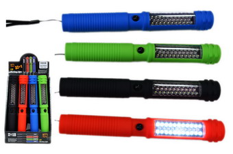32 + 1  LED FLASH LIGHT 1DZ DISPLAY