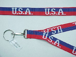 USA LANYARD KC