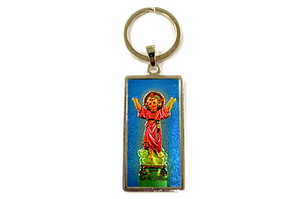 El Nino Laser Picture Key Chain