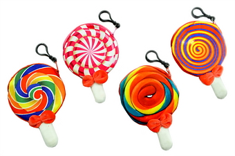 LOLLIPOP SHAPE COIN PURSE