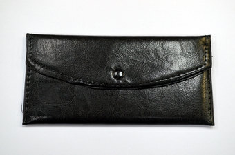 BLACK COLOR LADY WALLET