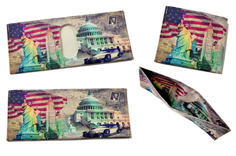 New York Picture Wallet