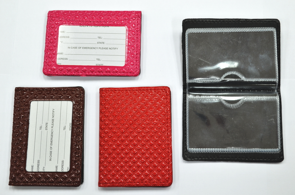 Name Card/ID Holder/pocket-asst color,