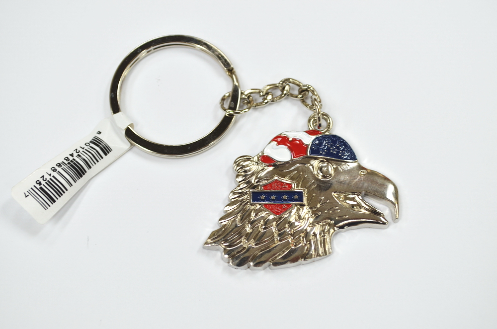 BOLD EAGLE KEY CHAIN